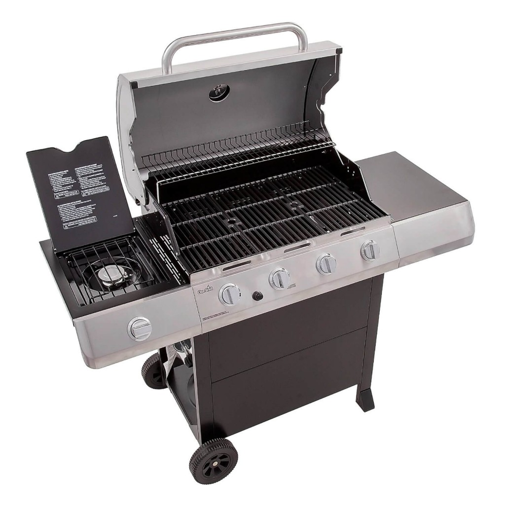gas-cooker-for-cooking-steaks