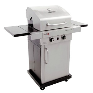 Char-Broil-Professional-TRU-Infrared-2-Burner-Cabinet-Gas-Grill